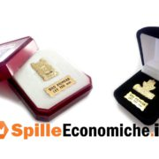 Spille in oro