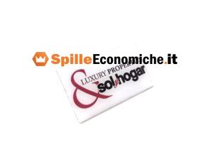 Spille sagomate stampate logo societa