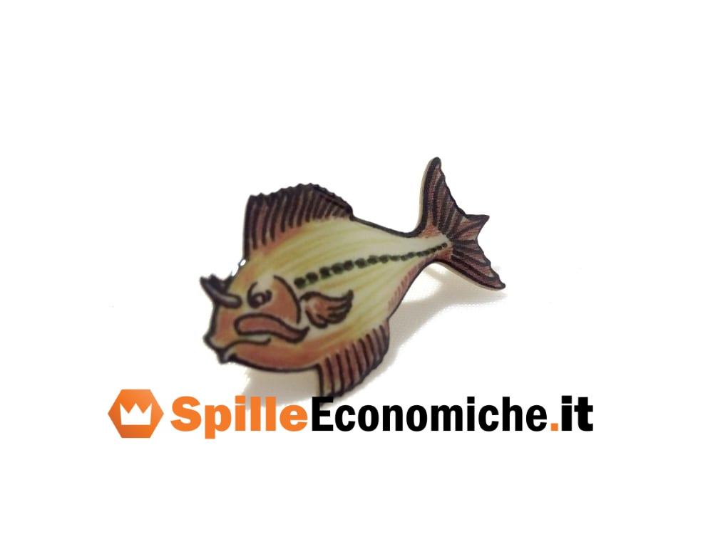 Spille sagomate pesce