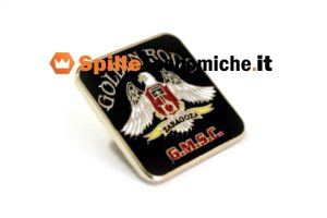 spille personalizzate motorcycle club
