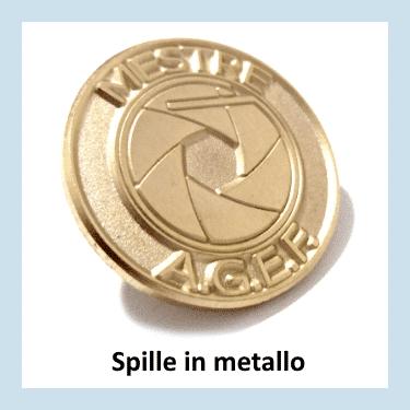 Spille metallo