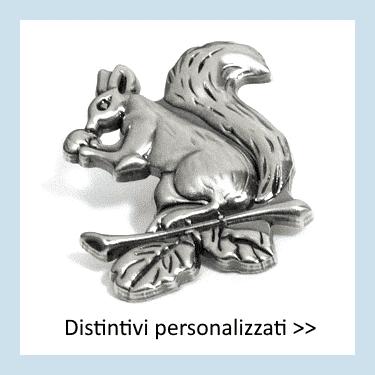 Distintivi personalizzati